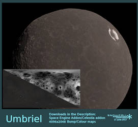 Uranus Project Missing Data - Umbriel