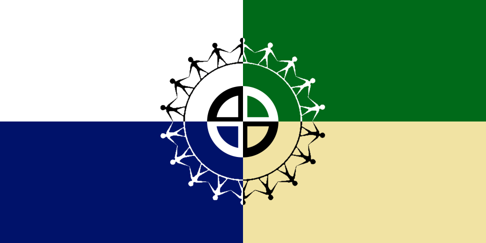 Earth Flag Concept? by Snowfall-The-Cat