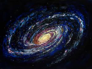 Mother Galaxy