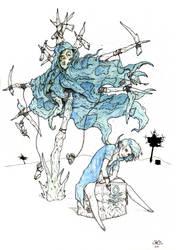 5. Avarice by Eviljoss