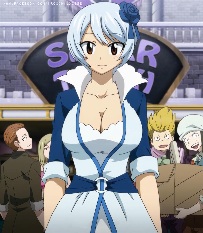 Fairy Tail Yukino: SylveonElGranCD