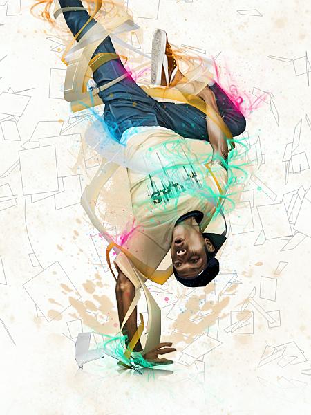 Dance Hip Hop by hewoldok