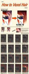 Vexel Tutorial Hair -Traducido by hewoldok