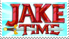 Jake Time Stamp by SuperAdventure