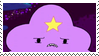 Lumpy Space Princess Serious by SuperAdventure