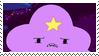 Lumpy Space Princess Serious by SuperAdventure