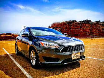2017 Ford Focus SE Hatchback by TheSubaruLovah