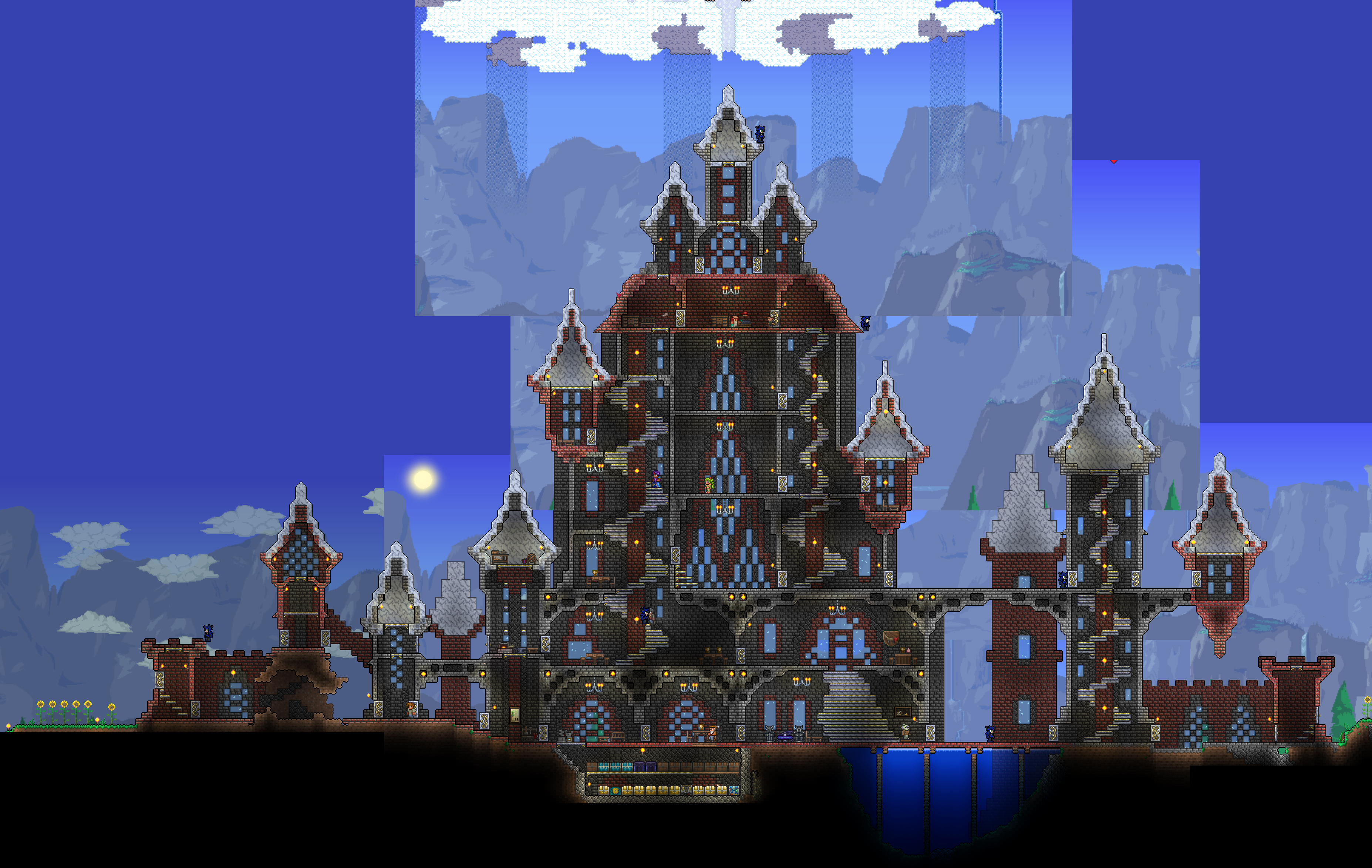 Image Result For Terraria Best Build Real