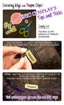 Tips and Tricks - Toupee Clips