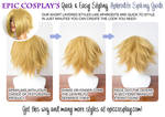 Aphrodite Wig Styling