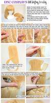 EpicCosplay's Add Wefting to a Wig Tutorial