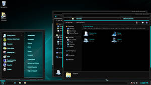 Tech-Light Windows 7 Theme