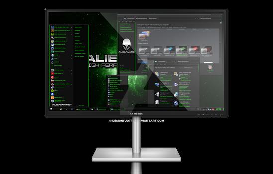Alienware GREEN 2.0