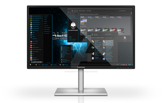 Alienware BLUE 2.0