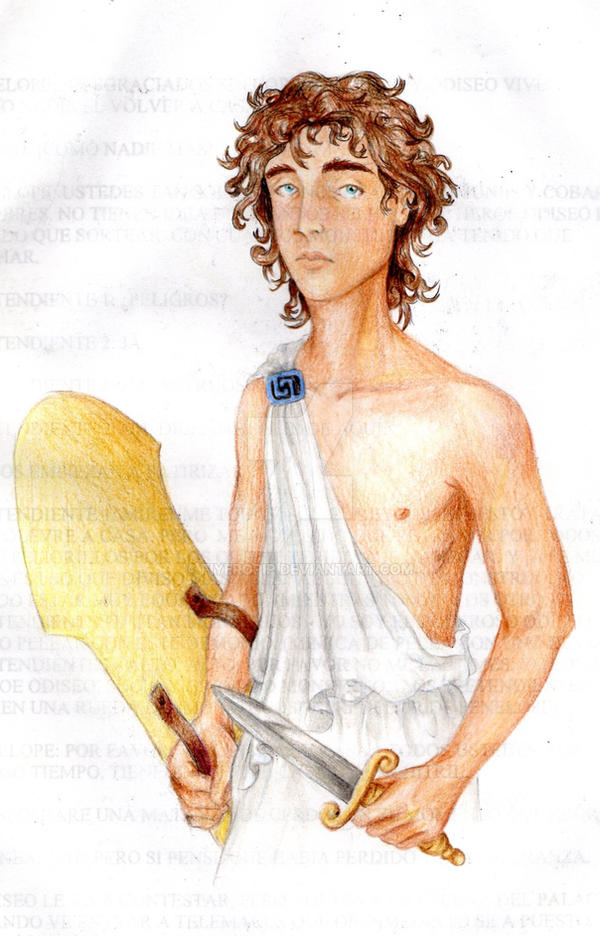 odyssey and telemachus Get everything you need to know about telemachus in the odyssey analysis, related quotes, timeline.