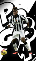 Poul Pogba - Cross Wallpapers by AdrianDOPE