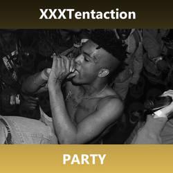 XXXTentaction Party by AdrianDOPE