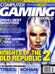 Computer Gaming World cover