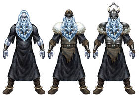 Frost Giant Armor by Brenze