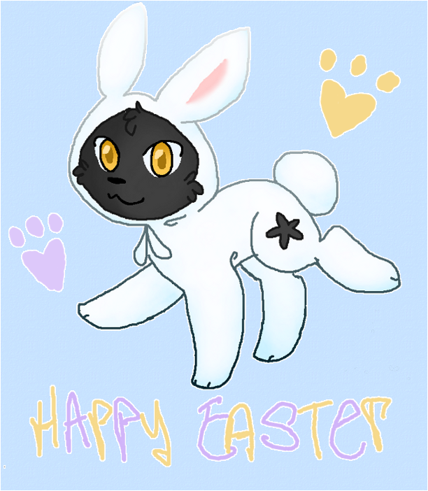 Happy easter 2011 by Me11ochan