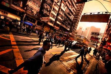 Hong Kong : Jordan by romainjl