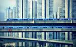 Hong Kong Through the city