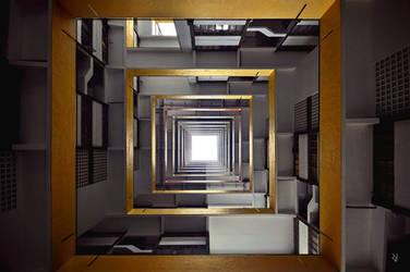 Vertical Horizon #16 by romainjl