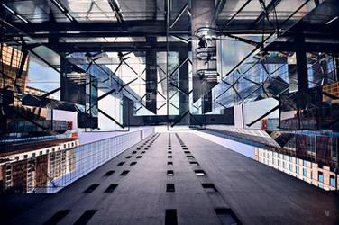Vertical Horizon #27 by romainjl