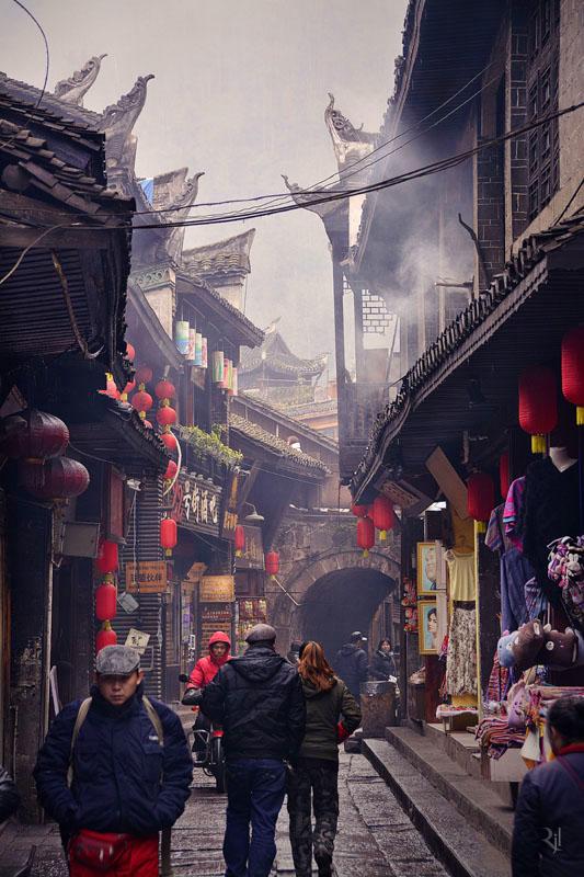 Fenghuang street by romainjl