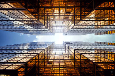 Vertical Horizon #38 by romainjl