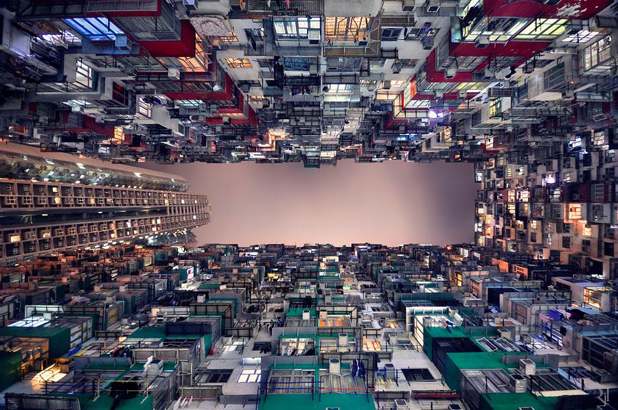 Vertical Horizon #44 by romainjl