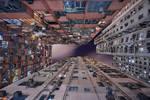 Vertical Horizon #83 by romainjl