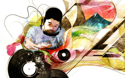 Tribute to Nujabes (Landscape)