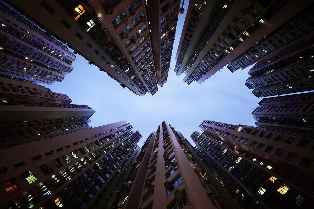Vertical Horizon #107 by romainjl