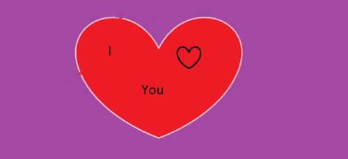Valentine card by Ragnoarok