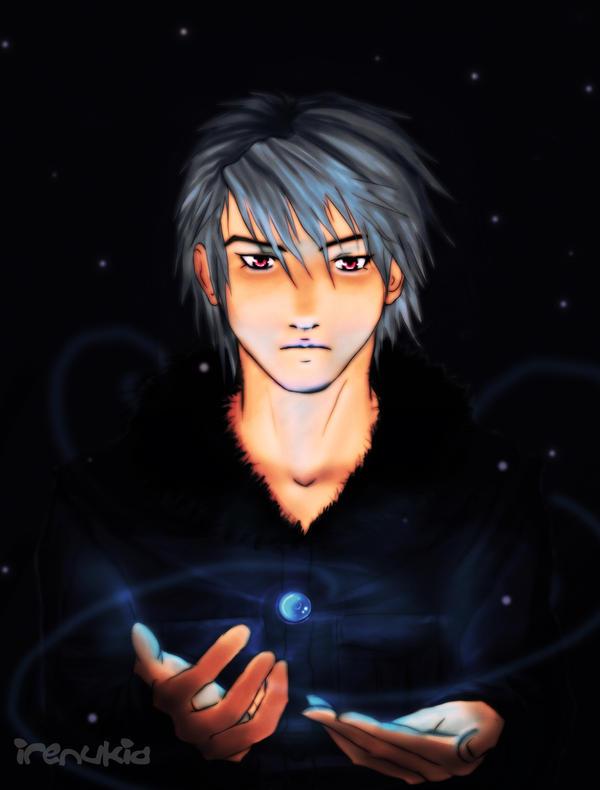 """Kazuki """"Zeram"""" Moto Kazuki_by_irenukia"""