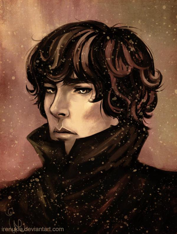 .:Sherlock:. by irenukia