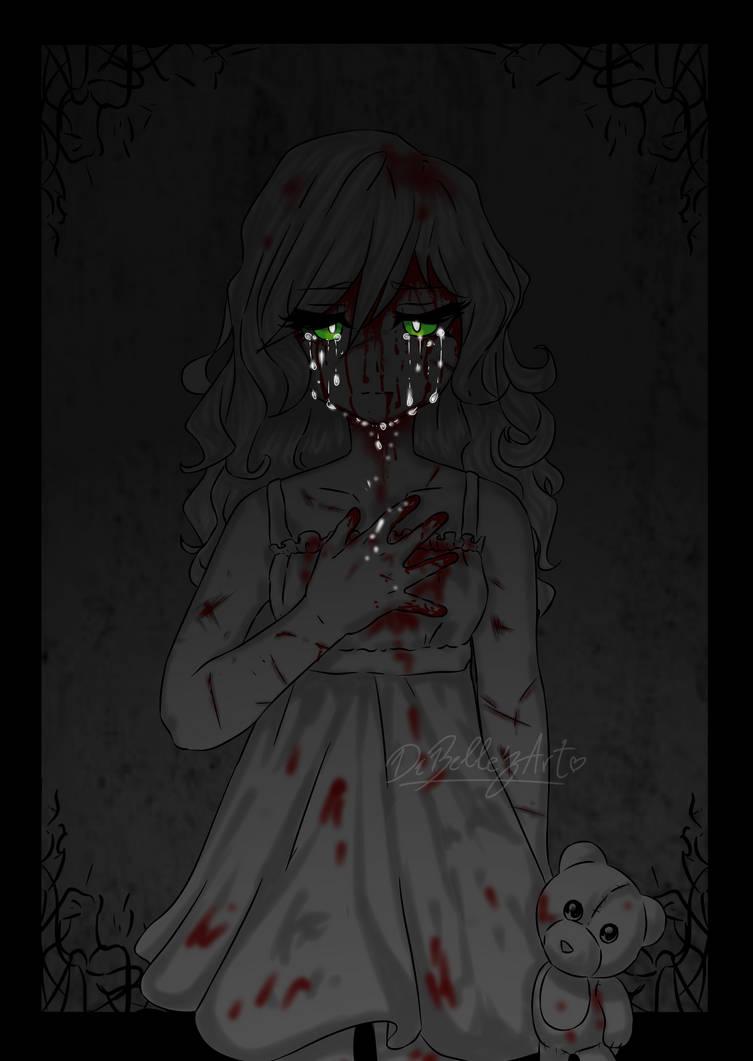 Sally's Tears by DiBellezArtist