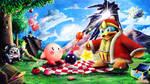 Harmony of Heroes: Kirby