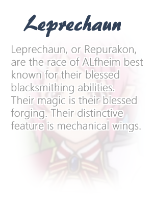Undine Sao The Races of ALfheim b...