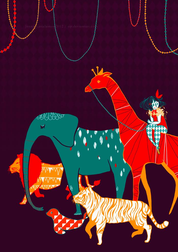 Pako sirkuksesta by nei-no