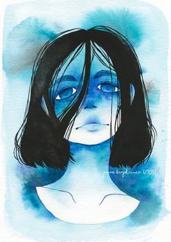 Feeling blue - ZOMBIE