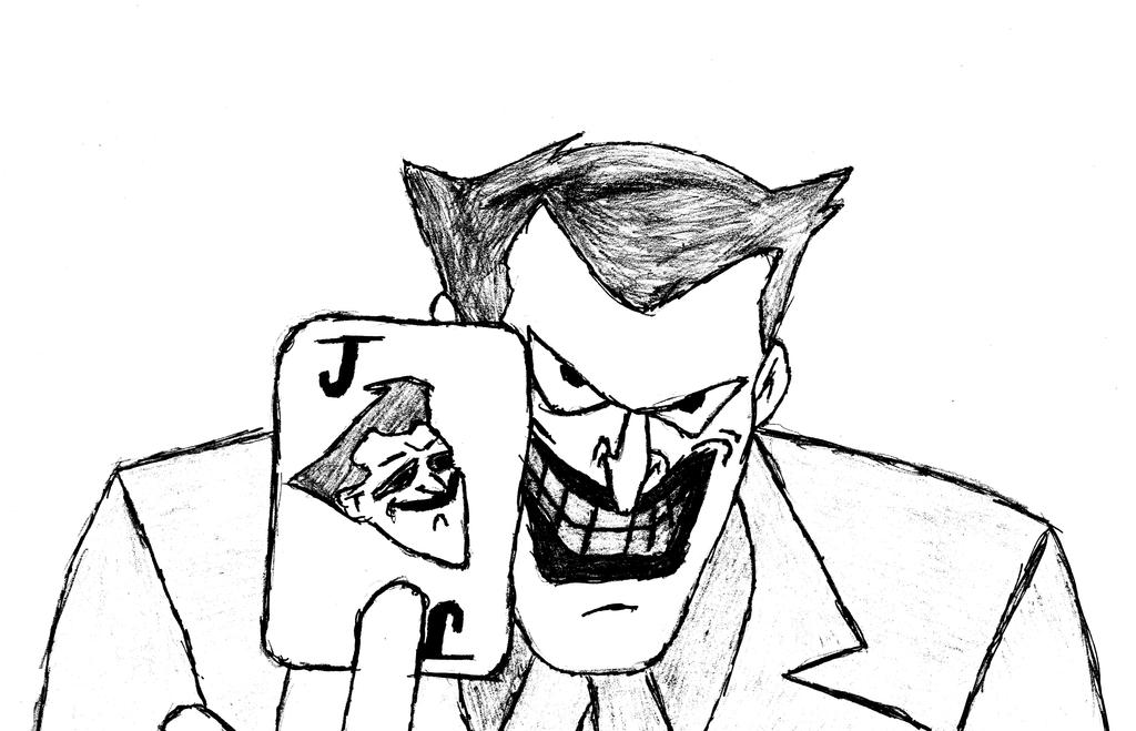 The Joker - Drawing By Kizy2468 On DeviantArt