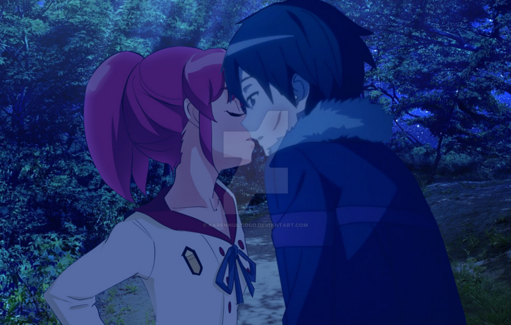 [SaTo] Kiss by KarenNuilCoco
