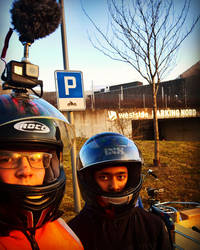 Moped Tour with Camera by RedstoneArmy