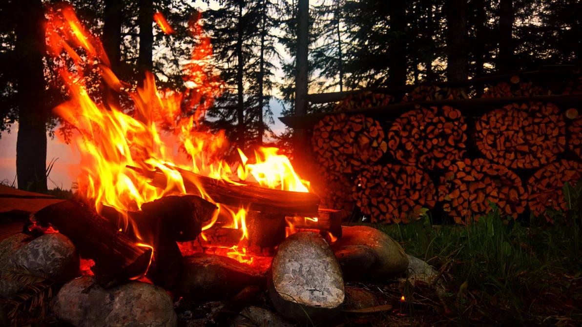 Fireplace by RedstoneArmy