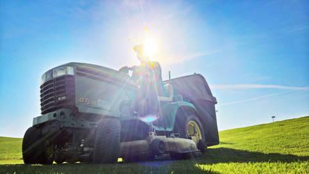 Lawnmower by RedstoneArmy