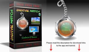 Digital Watch Desktop Application
