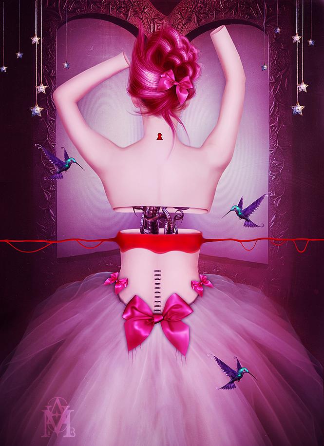 Prima Ballerina by AbaddonArt