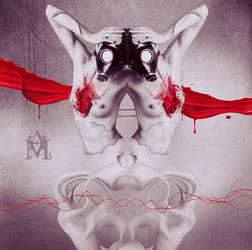 Schizophrenia II by AbaddonArt